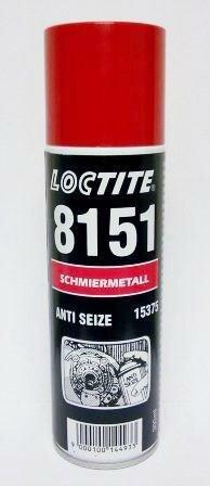 8151 Mazný kov Loctite - 300ml
