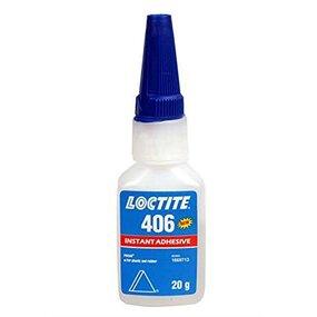 406 Vteřinové lepidlo Loctite - 20gr