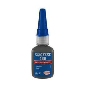 480 Vteřinové lepidlo pružné Loctite - 20gr