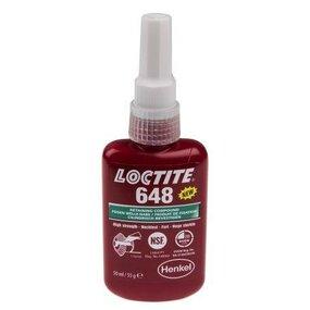 648 Upevňovač spojů VP Loctite - 50 ml