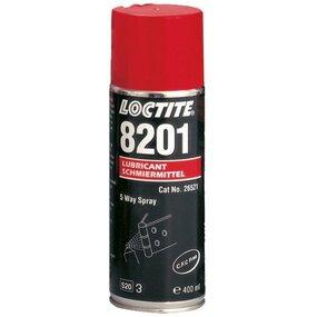 8201 5-ti účelový sprej Loctite - 400ml