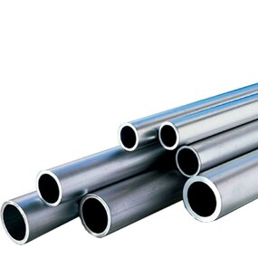 Bezešvá trubka EO z nerezové oceli, materiál 1.4571/1.4541 - 22mm
