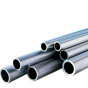 Bezešvá trubka EO z nerezové oceli, materiál 1.4571/1.4541 - 35mm