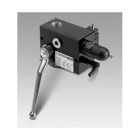 Bezpečnostní blok akumulátoru - 330 bar