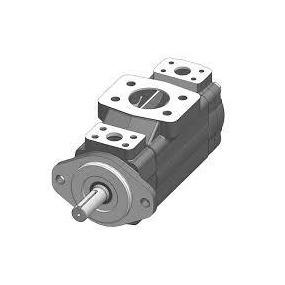 Čerpadlo lamelové BV52G5017AA86, 162.2 + 55.2 ccm/ot., 175 bar, pravotočivé - 162.2 + 55.2 ccm/ot.