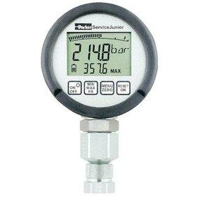 Digitální tlakový měřič - manometr Service Junior - 0-400 bar