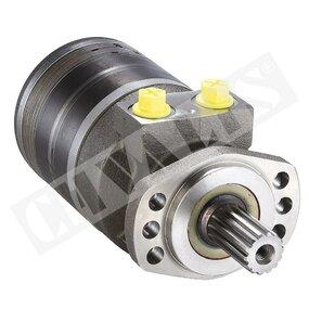 Hydraulický motor, Gerotor,  Série TG, - 529 ccm/ot