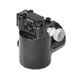 Hydraulický pojistný nepřímořízený ventil do potrubí - NG10