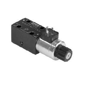 Hydraulický přímořízený proporcionální pojistný ventil - NG06
