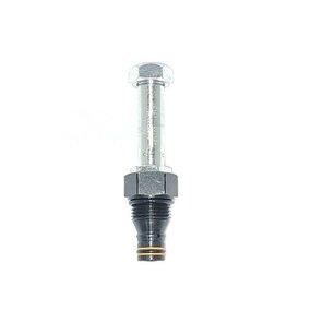 Hydraulický sedlový elektricky ovládaný nepřímo řízený ventil - C08-2