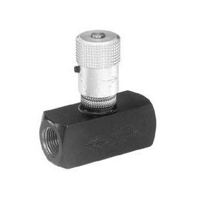 """Hydraulický škrtící a uzavírací ventil se závitovým připojením - G1/4"""""""