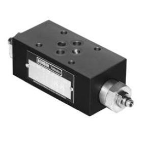 Hydraulický škrtící ventil mezideskový - NG06