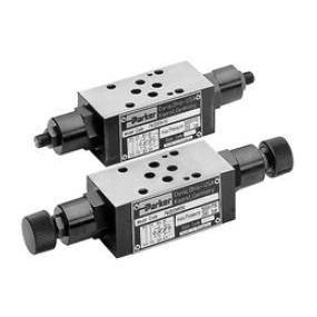Hydraulický škrtící ventil mezideskový - NG10