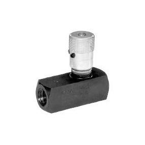 Hydraulický škrtící ventil se zpětným ventilem - 50 l/min