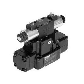 Hydraulický šoupátkový elektricky ovládaný nepřímo řízený rozvaděč - NG16