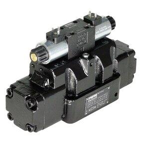 Hydraulický šoupátkový elektricky ovládaný nepřímo řízený rozvaděč - NG25