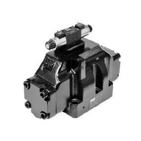 Hydraulický šoupátkový elektricky ovládaný nepřímo řízený rozvaděč - NG32