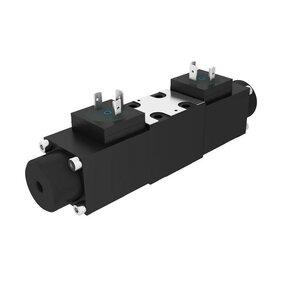 Hydraulický šoupátkový elektricky ovládaný rozvaděč DG4V-2-6C-M-U-H6-10 - NG04