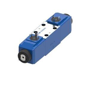 Hydraulický šoupátkový elektricky ovládaný rozvaděč DG4V-3-6C-M-U-H7-60 - NG06