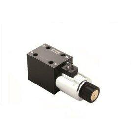 Hydraulický šoupátkový elektricky ovládaný rozvaděč - NG06