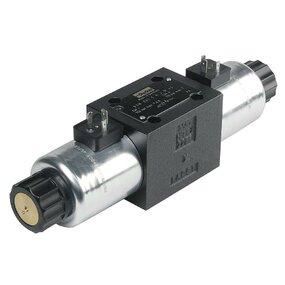 Hydraulický šoupátkový elektricky ovládaný rozvaděč - NG10