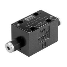 Hydraulický šoupátkový hydraulicky ovládaný rozvaděč - NG10
