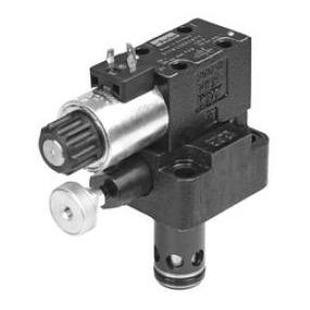 Hydraulický vestavný nepřímořízený pojistný ventil - NG40