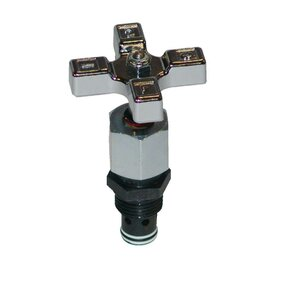 Hydraulický vestavný škrtící ventil - G1/2