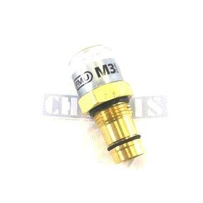 Indikátor zanesení filtru, série 45M, 130M, 70P & 18/28/38P - 3/4-16 UNF-2A