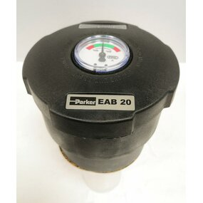 Nálevné hrdlo s odvzdušňovacím filtrem a signalizací zanešení - EAB20