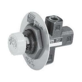Odpojovací ventil manometru - G1/4