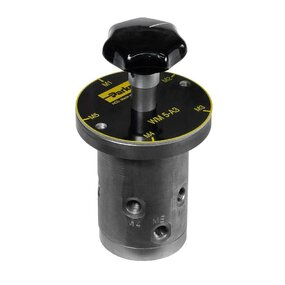 Odpojovací ventil manometru - GG1/4