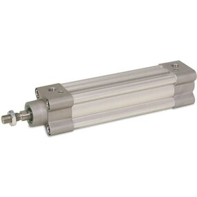 Pneumatický válec P1F, ISO 15552, pr. 80 mm, zdvih 100 mm, Pmax 10 bar - .