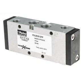 Pneumatický ventil Parker VIKING Xtreme, 5/2 ventil - G1/4