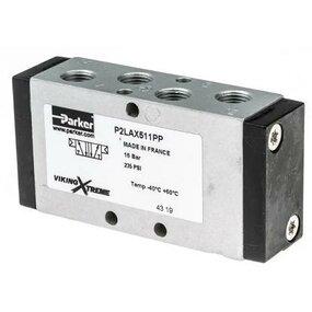 Pneumatický ventil Parker VIKING Xtreme, 5/2 ventil - G1/8