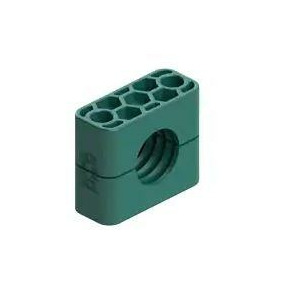 Příchytka trubek série A - lehká řada, 1ks = 2pol - 38mm