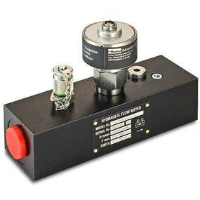 Snímač průtoku Parker typ SCFT, - 3-60 l/min