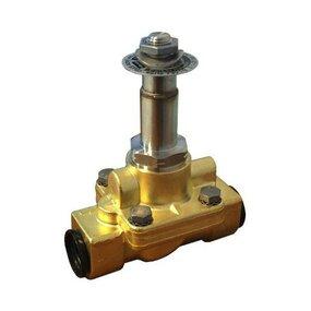 Solenoidový ventil 2/2, 7321BIN00, standartně uzavřený bez napájení - 3/8