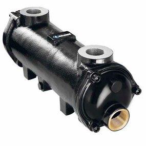 Trubkový vodní chladič SWO - 9kW; Q=56l/min