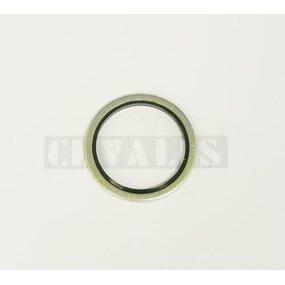 Usit-kroužek 16x22.7x1.5 - NBR/Ocel