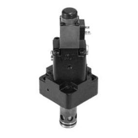 Vestavný 2cestný  proporcionální škrtící ventil - NG25