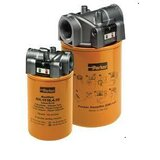 Filtry - nízkotlaké nádržové a do potrubí, SPIN-ON, do 10 bar